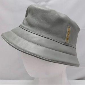 c2943e0b0c4 Auth Louis Vuitton lv cup leather bucket